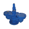 Double Air Valve with Isolation