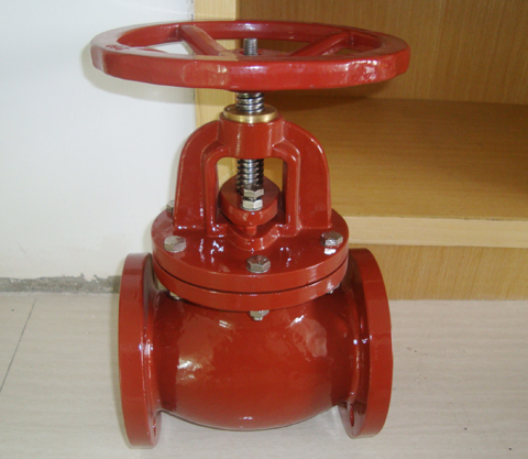 The working principle and characteristics of the globe valve