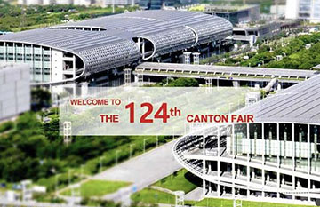 We will attend the 124th Canton Fair